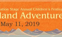 Music for the Imagination Stage 2019 Children's Fest.