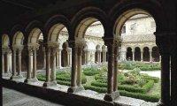 Monastery Cloister