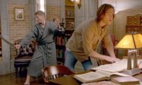http://www.ambient-mixer.comResearching with Sam and Dean Winchester