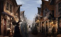 https://www.ambient-mixer.comDiagon Alley, Daytime