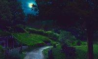 Camp Near Hobbiton