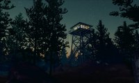http://www.ambient-mixer.comNight shift in a fire tower