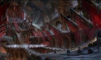 Demon King's Throne Room