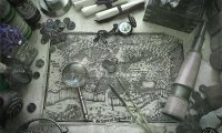 Cartographer's Study