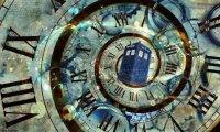 doctor in the tardis.......
