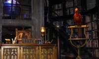 http://www.ambient-mixer.comInside Dumbledore's office, it's business as usual.
