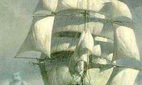 Old ship (circa 1750)