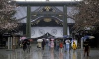 """Additional effects for """"Shrine in the Rain"""""""