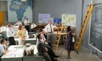 Working at NASA's Space Task Group
