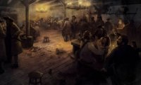 http://www.ambient-mixer.comPirate or medieval tavern