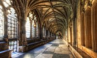 The Corridors of Hogwarts