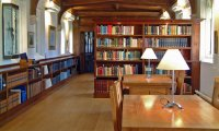 Reading Room with Background Music