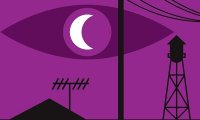 Welcome to Night Vale is by Joseph Fink