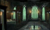 Rainy Slytherin dorm