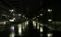 http://www.ambient-mixer.comRainy night in city