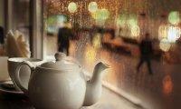 Rainy Cafe