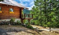 A writer's cabin