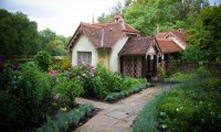 Rainy cottage