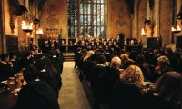 Soak up the atmosphere of the Great Hall