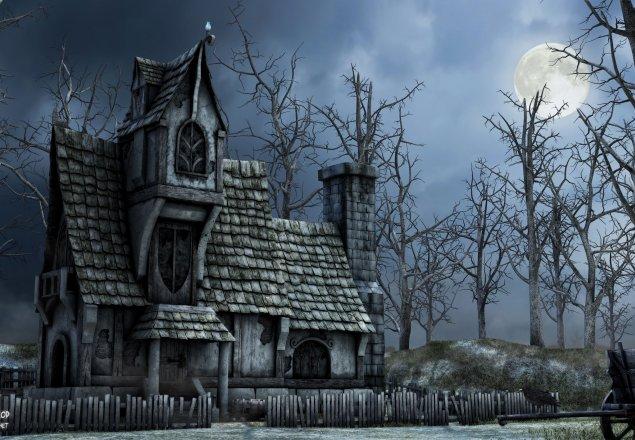 Haunted Orphanage Attic Audio Atmosphere