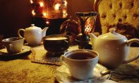 ASMR Tearoom
