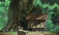Shrine Under the Camphor Tree