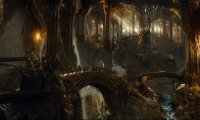 Inside Thranduil's Home