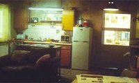 Bucky's apartment
