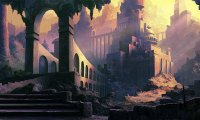 http://www.ambient-mixer.comOn The Run ~ Dark Fantasy / Steampunk Town Outskirts ambience