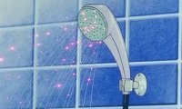 showering with my window open