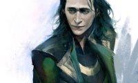 A Rainy Day in Asgard