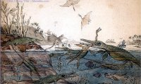 Sounds of the Mesozoic Era