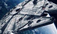 Sleeping Next to Ben Solo on the Millennium Falcon