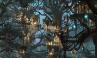 Middle  Earth: relaxing and mysterious