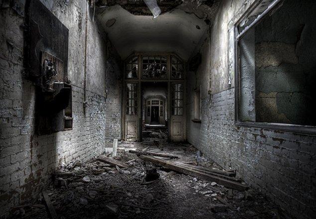 Locked In The Asylum Audio Atmosphere