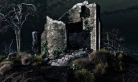 Haunted Ruins of Crestwarrie Keep