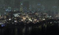 Stormy Night in Gotham City