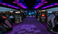Boardwalk Arcade from the Velvet Souls Carnival
