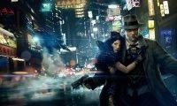 Jazzy Cyberpunk City