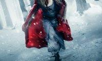 Red Riding Hood Valerie Walks Woods