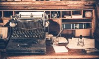 Writing in Katherine's Apartment-A Calm Typing Atmosphere