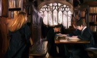 http://www.ambient-mixer.comA quieter Hogwarts library