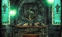 http://www.ambient-mixer.comSlytherin Common Room rainstorm