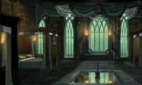 Sleep in the Slytherin Dorm