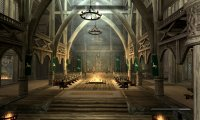 A Winter Night in Edoras