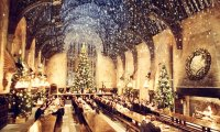 https://www.ambient-mixer.comChristmas in Hogwarts' Great Hall