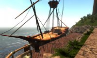 Myst - Docks