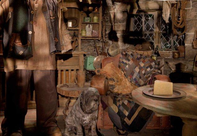 Hagrid S Hut Audio Atmosphere