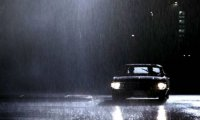 Driving the Impala in the rain