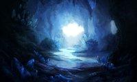 RPG Fantasy Underdark Cave